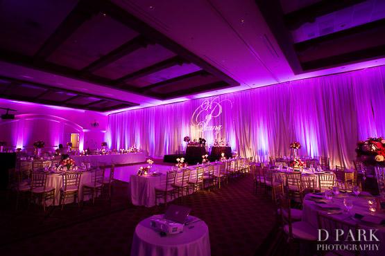 28 Hyatt Regency Huntington Beach Wedding Venue Photographer Vietnamese Travel Inspired Purple