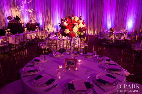29 Hyatt Regency Huntington Beach Wedding Venue Photographer Vietnamese Travel Inspired Purple