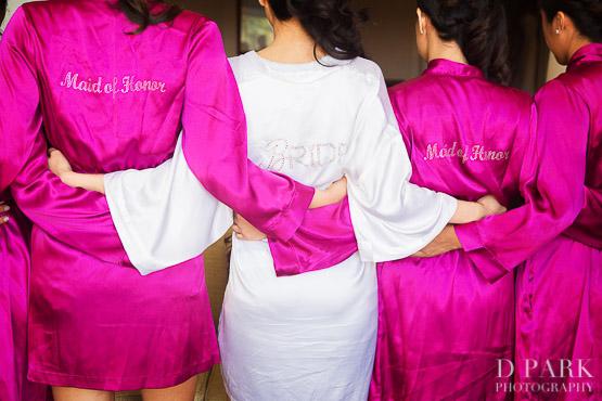 5 Cute Pink Wedding Details Bridesmaid Gift Ideas