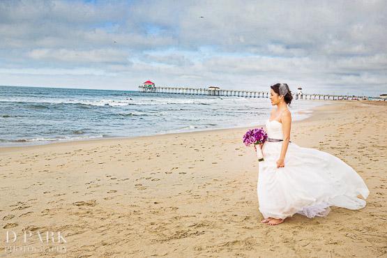 Sneak Peek Hilton Waterfront Resort Huntington Beach Wedding