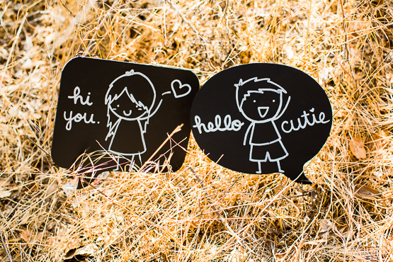Taylor Swift Mine Inspired Engagement | Angeline + Lam