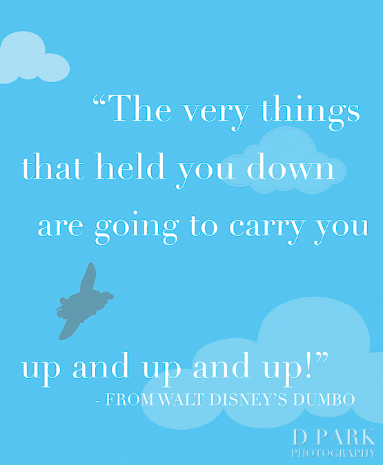 Inspirational Disney Dumbo Party Knightly Very 60st Birthday Delectable Dumbo Quotes