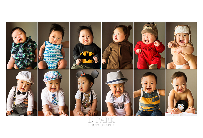 First Year Family Photo Ideas