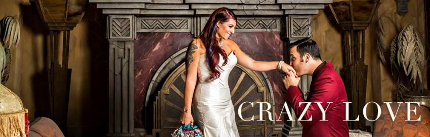creative disneyland wedding