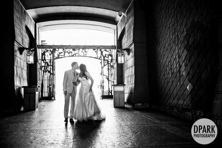 Sneak Peek | Disney Grand Californian Hotel Wedding | Danielle + Justin