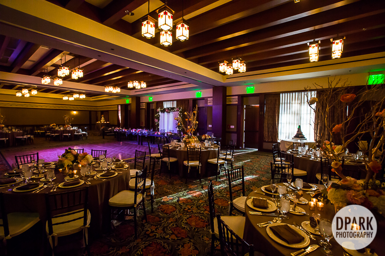 Grand Californian Hotel Destination Wedding Photos