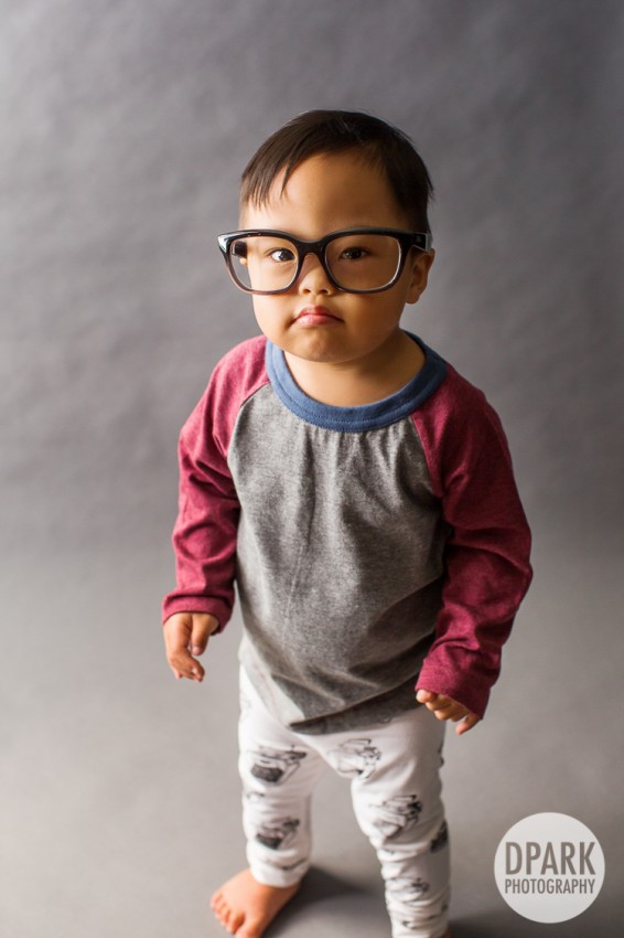 down syndrome asian kid child baby