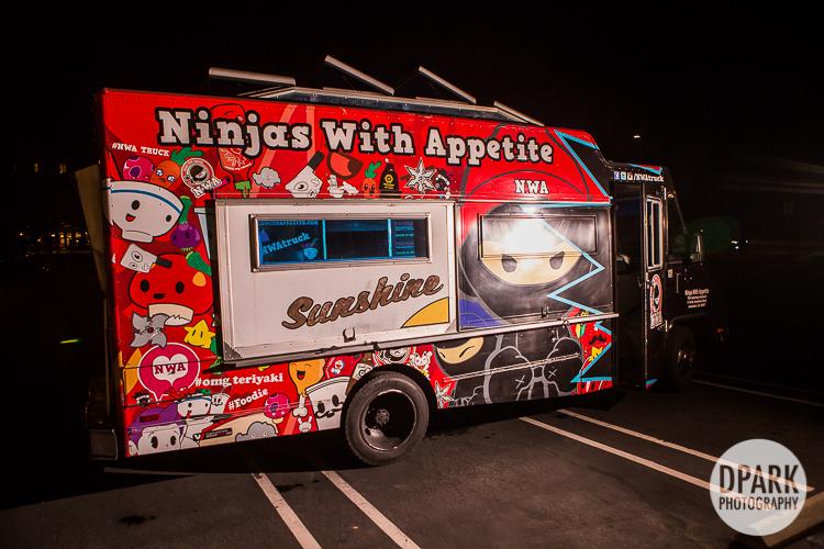 Ninjas Food Truck