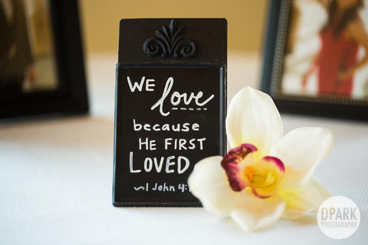 best wedding bible verse