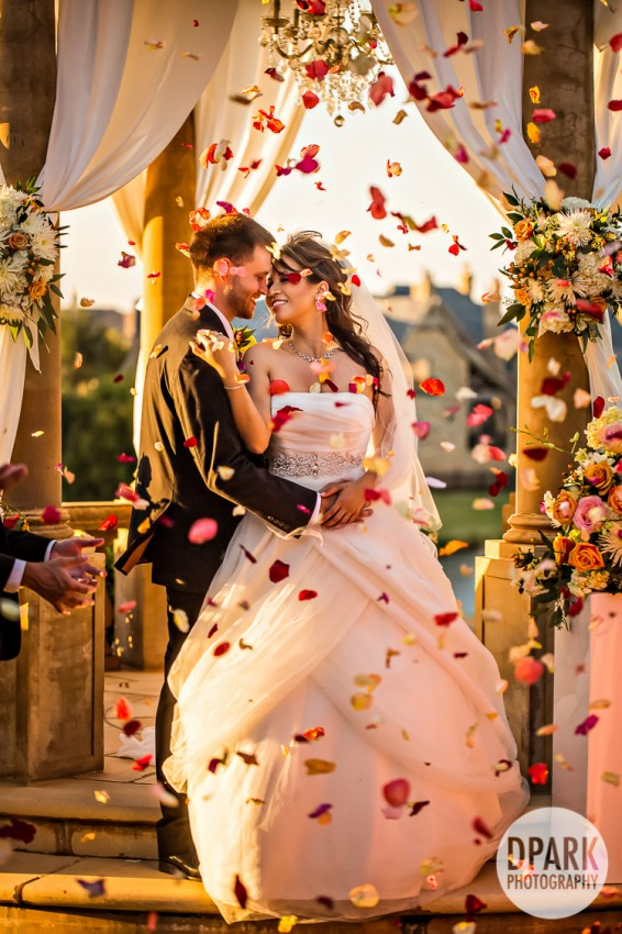 Gaillardia Country Club Wedding