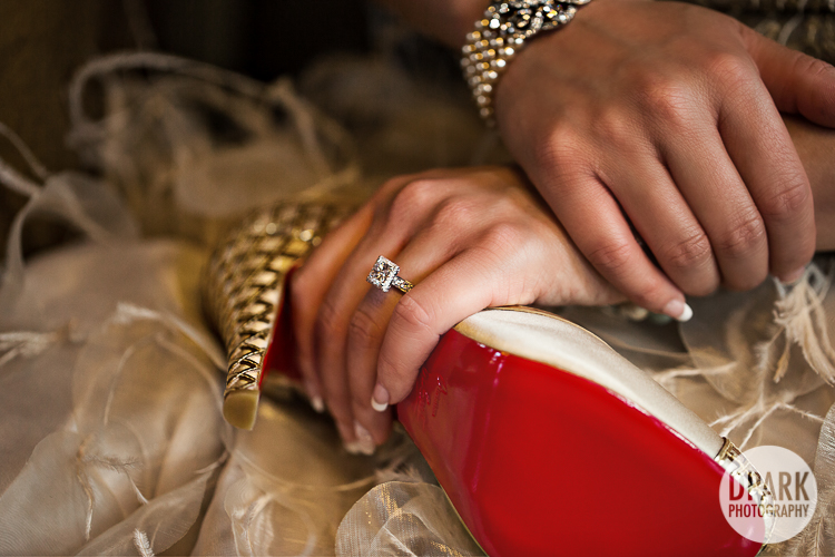 art deco gatsby christian louboutin heels