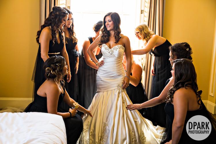 biltmore hotel wedding photography