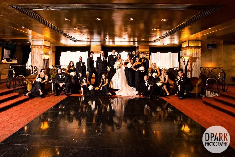 cicada club wedding