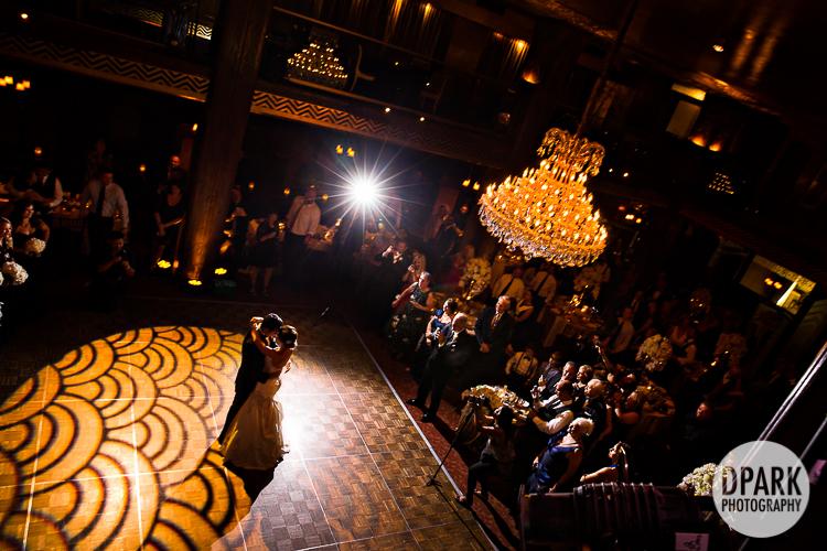 los angeles wedding reception venue