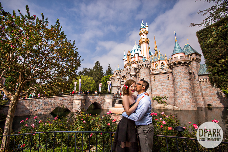 Sneak Peek | Disneyland Anniversary Photographer