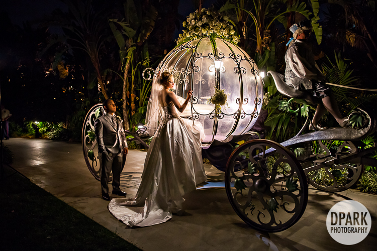 Sneak Peek | Disneyland Wedding Photographer | Jessica + Chris
