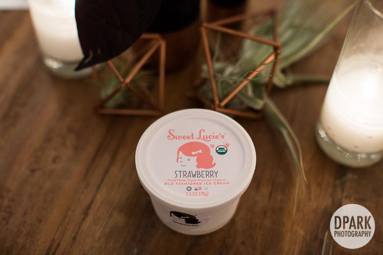 liquid nitrogen organic ice cream truck