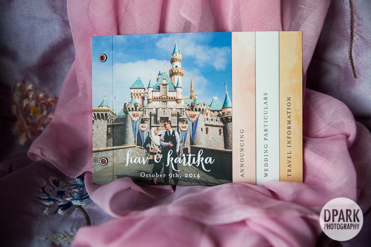 Wedding Invitations Disney: Art Of Animation Brisa Courtyard Wedding