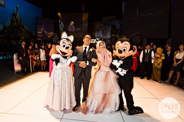 Art of Animation Brisa Courtyard Wedding   Celebrity Destination OC ...