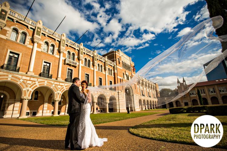 rice university wedding photographer destination