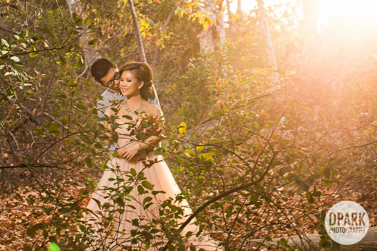 Glamorous Irvine Park Engagement | Cynthia + Josh