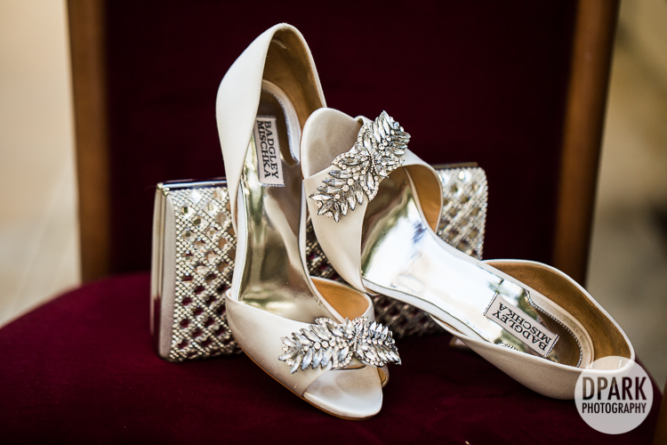best badgley mischka bridal wedding heels