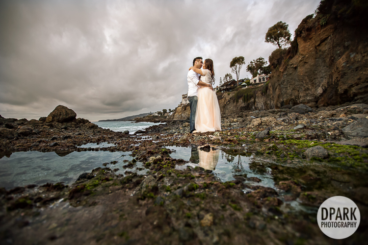 laguna-victoria-beach-gown-formal-bride-groom-portraits
