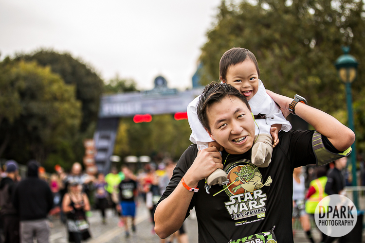 inspirational father son run for sons marathon