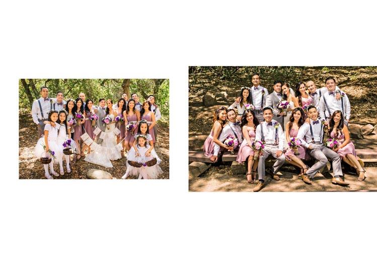 oak-canyon-nature-center-bridal-party