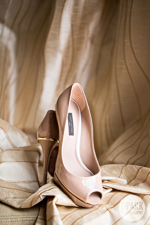 Louis Vuitton Bridal Shoes Heels Cream Best