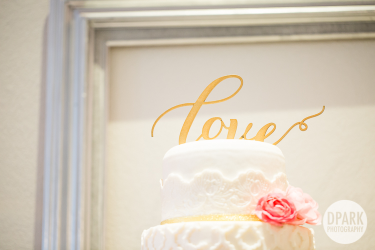 wedding love details sign