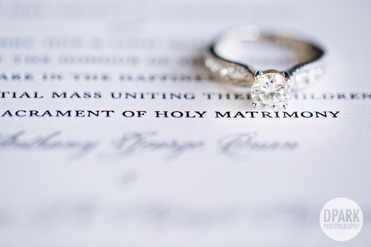creative-engagement-wedding-ring-program-shot