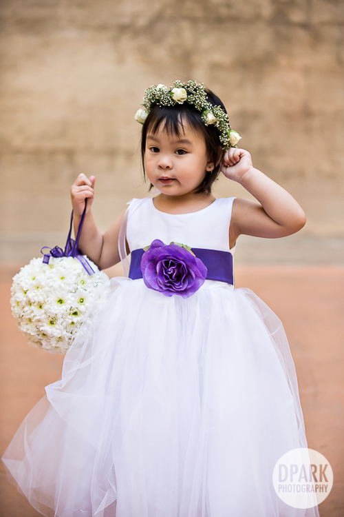 purple-flower-girl