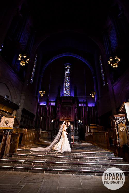 First Congregational Church Los Angeles Wedding