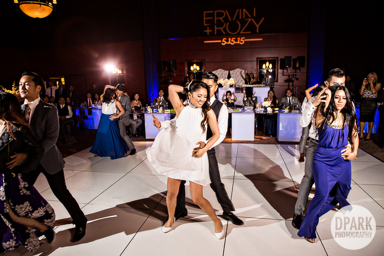 bridal-party-first-dance-idea