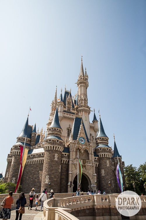 tokyo-disneyland-castle-photography