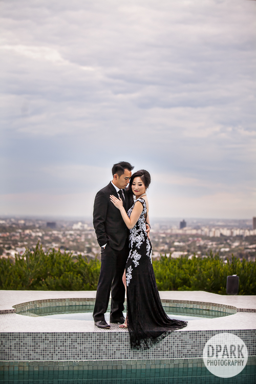 hollywood-los-angeles-skyline-engagement