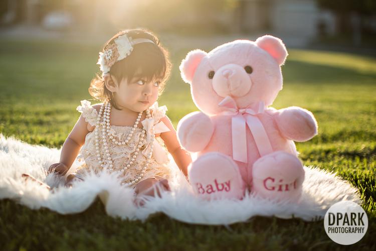 1st-birthday-girl-teddy-bear-pink-photoshoot