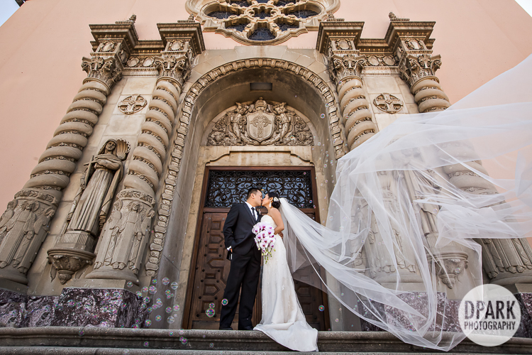 st-timothy-catholic-church-los-angeles-wedding