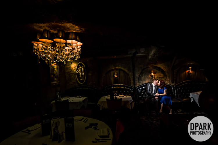 Sneak Peek | Cellar and Slidebar Fullerton Engagement | Jidan + Randy