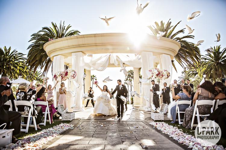 St Regis Monarch Beach Luxury Wedding