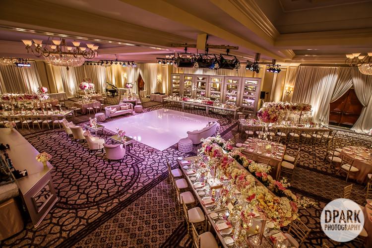 st-regis-monarch-beach-blush-pink-cream-ivory-reception