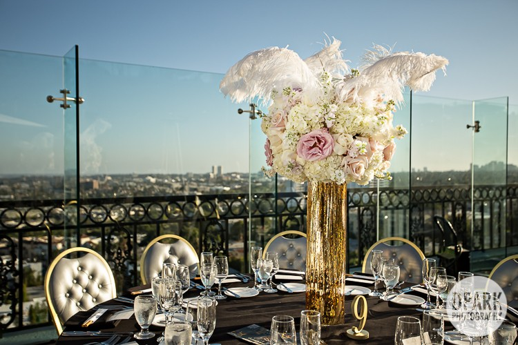 luxury-london-west-hollywood-hotel-wedding-reception-florals