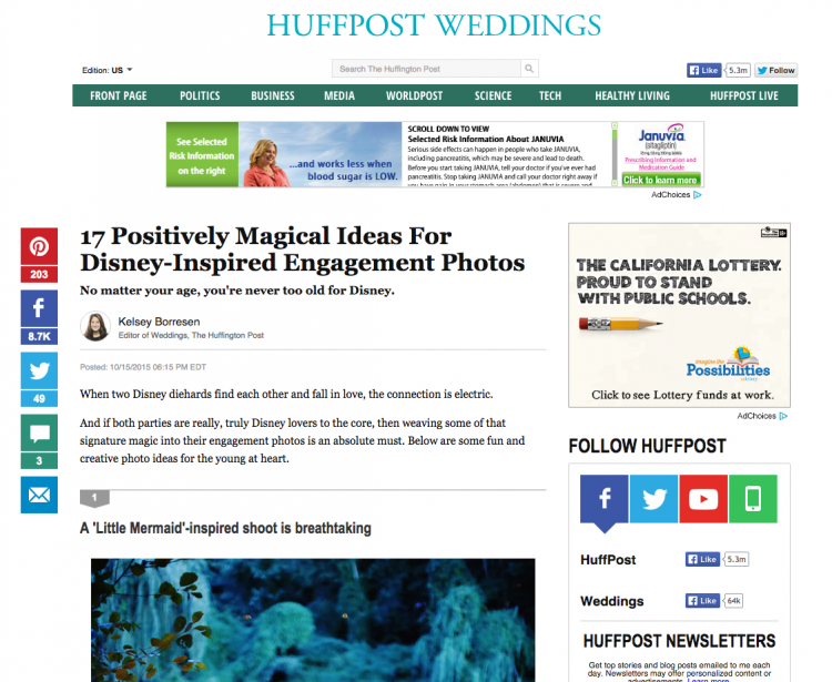 Published by Huffington Post