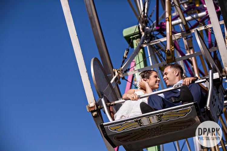 modern-vintage-carnival-wedding-ferris-wheel