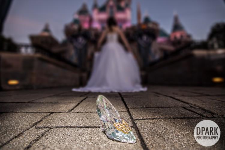 Sneak Peek | Fairy Tale Castle Wedding | Caroline + Phillipe