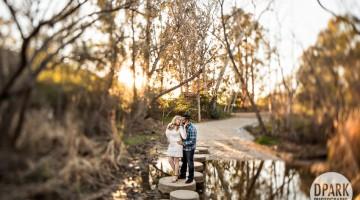 Sneak Peek | Santiago Oaks Regional Park Engagement | Jillaine + Fareed