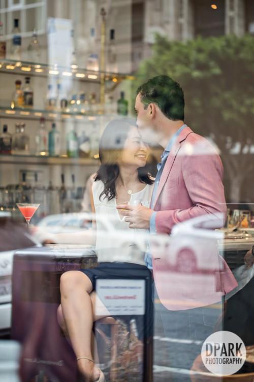 bottega-louie-downtown-la-engagement