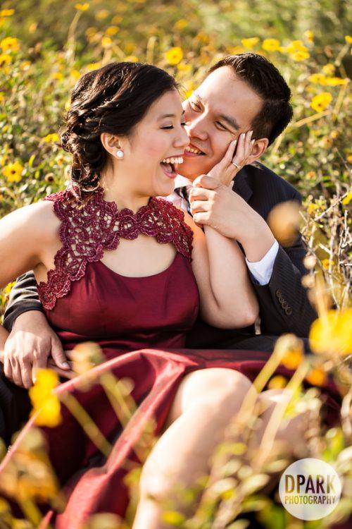 flower-field-orange-county-engagement-photographer
