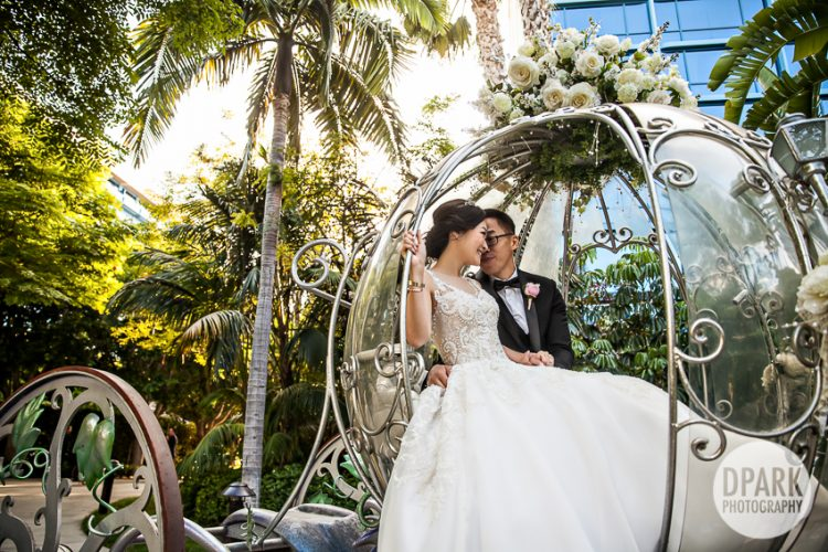 Disneyland Hotel Engagement and Same Day Edit Film | Hazel + Howard
